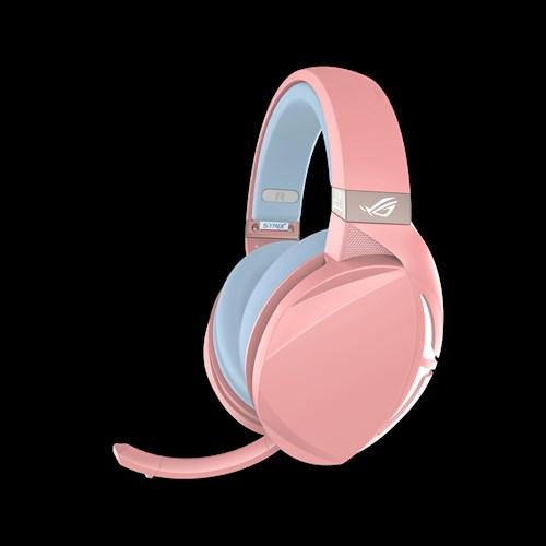 ASUS ROG Strix Fusion 300 headset pink