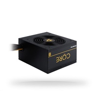 CHIEFTEC zdroj Core Series BBS-500S, 500W, PFC, 12cm fan, 80+ Gold