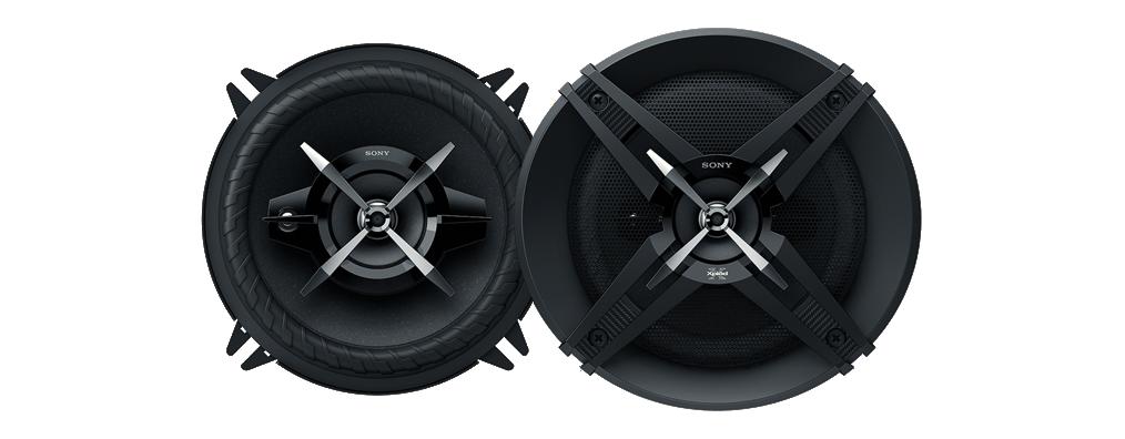Sony repro do auta XS-XB130, 3 pásma, 13cm, 300W