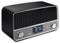 AKAI APR500BK (retro) Rádio s Bluetooth, černé