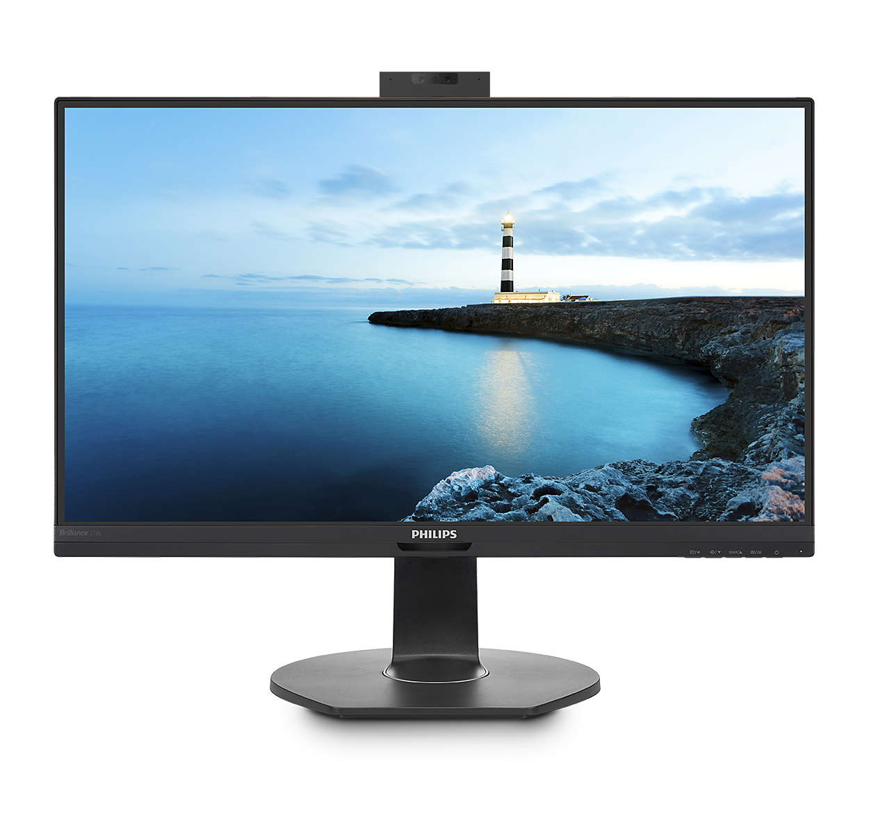 Philips LCD 272B7QUBHEB 16:9 IPS/2560 x 1440 @ 75Hz/50M:1/5ms/350 cd/m2/HDMI/2xDP/USB-C dock/webcam/Repro/Pivot
