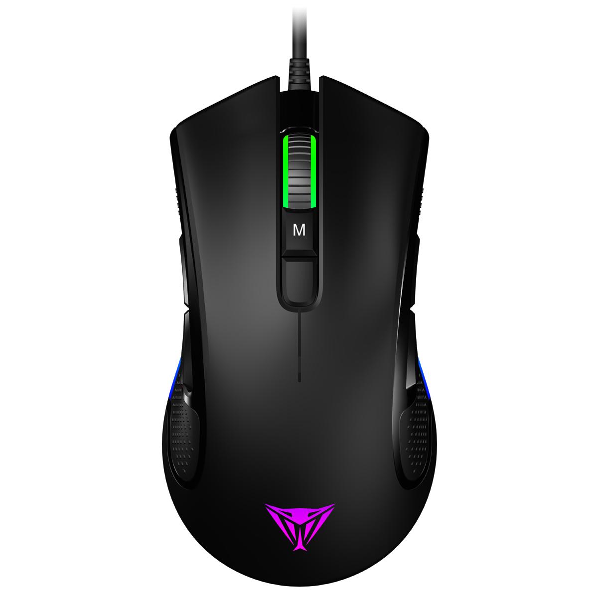 Patriot Viper V550 RGB optická herní myš