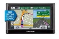 Garmin GPS navigace Nüvi 67T Lifetime Europe20