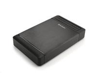 "VERBATIM Secure externí box pro 3,5"" HDD SATA, USB 3.1"