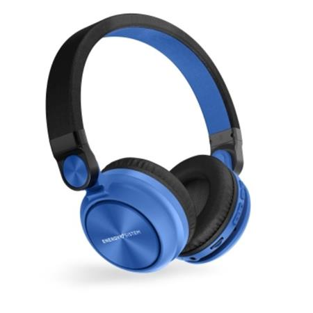 ENERGY Headphones BT Urban 2 Radio Indigo, Bluetooth sluchátka s vestavěným FM rádiem a microSD MP3 přehrávačem