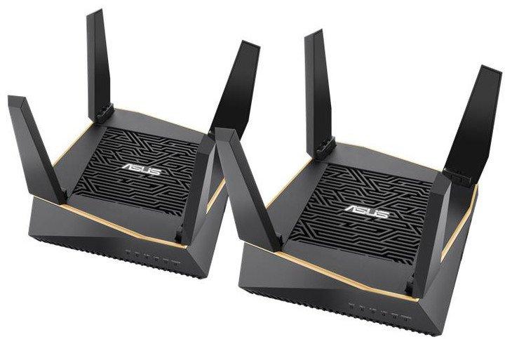ASUS ROG Rapture Tri-band Gigabit router - RT-AX92U - 2 pack