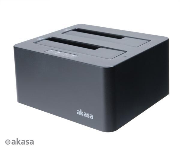 AKASA DuoDock X3
