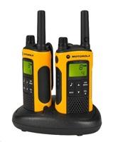 Motorola TLKR T80 Extreme vysílačka (2 ks, dosah až 10 km)