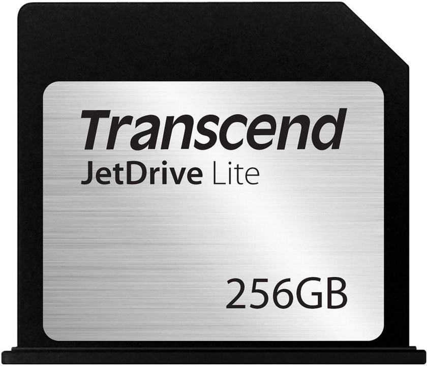 Transcend Flash Expansion Card 256GB JetDrive Lite 130 Macbook Air 13'' 95/60MB/