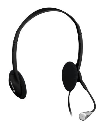 Sluchátka s mikrofonom Trust HS-2100 Headset (Primo)