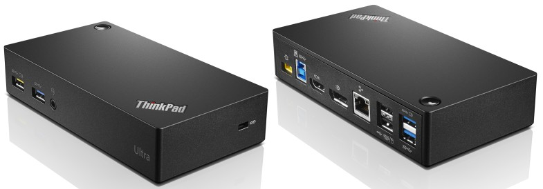 Lenovo TP Port ThinkPad ULTRA USB3.0 Dock