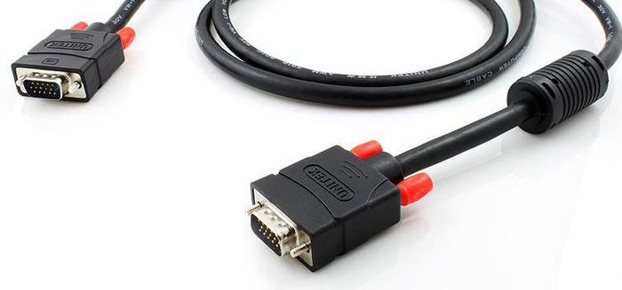 Unitek PREMIUM kabel VGA HD15 M/M 10m