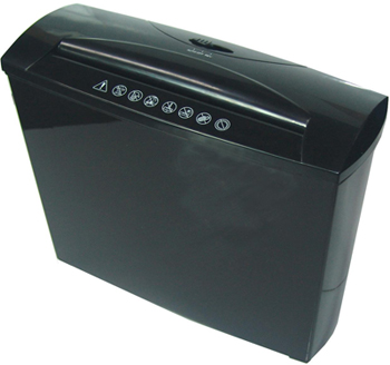 PEACH skartovač Strip Cut Shredder PS400-15, 6 listů/8L/příčný