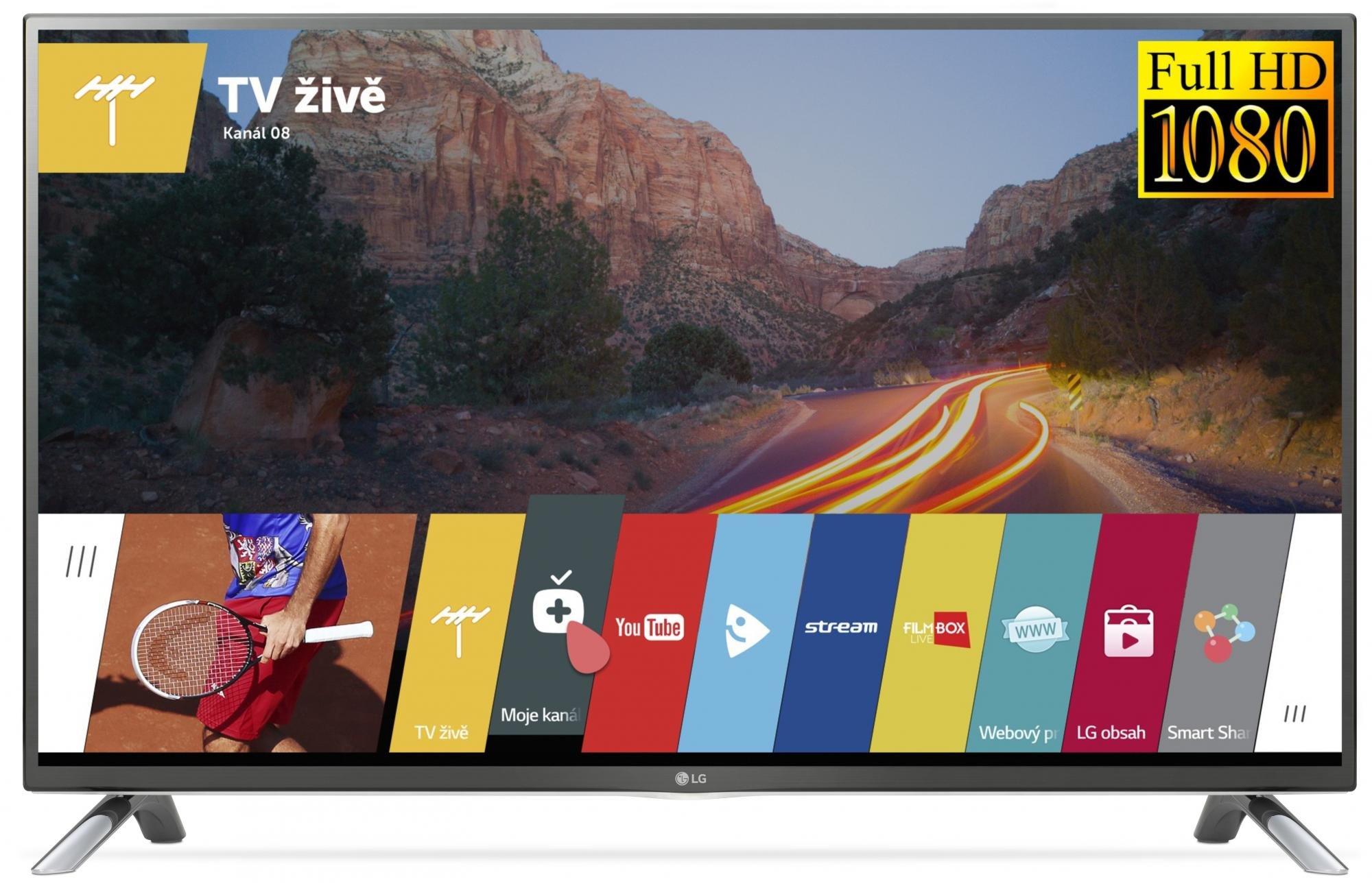 """LG 55"""" LED TV 55LF652V FHD/DVB-T2CS2/"""