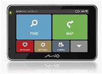 MIO Combo 5207 FULL EUROPE LM + 8GB SD card