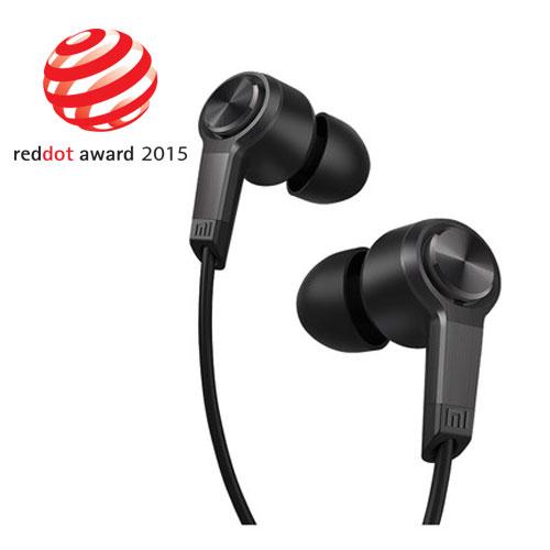 Xiaomi earphones Piston 3rd Generation Edition, Black