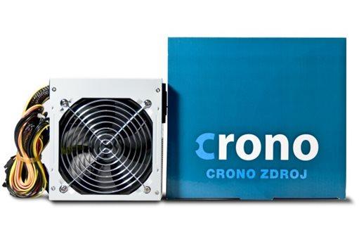 Crono zdroj 400 W, 12 cm fan