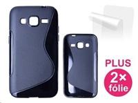 CONNECT IT pouzdro na telefon pro Samsung Galaxy Core Prime (SM-G360F), černá