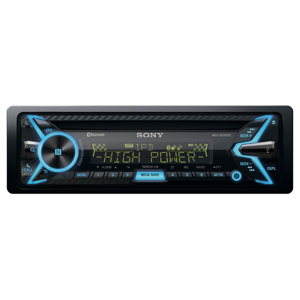SONY MEX-XB100BT Přijímač CD s technologií Bluetooth®