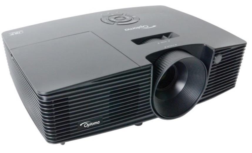 Optoma projektor DX342 DLP Projector - Full 3D - Entry (3 000 ANSI, 18 000:1, 4:3 N, 16:9 C)