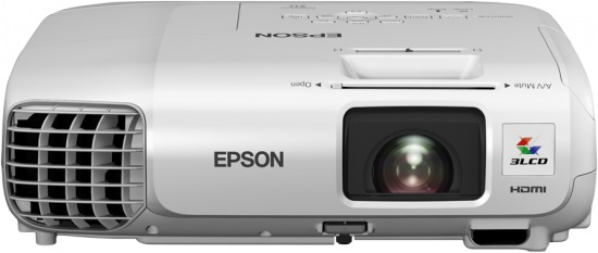 EPSON projektor EB-X27, 1024x768, 2700ANSI, 10.000:1, HDMI, USB 3-in-1, LAN, REPRO 5W,iProjection