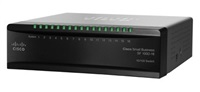 Cisco SF110-16HP 16-Port PoE 10/100 Switch, PoE 64W/8 ports