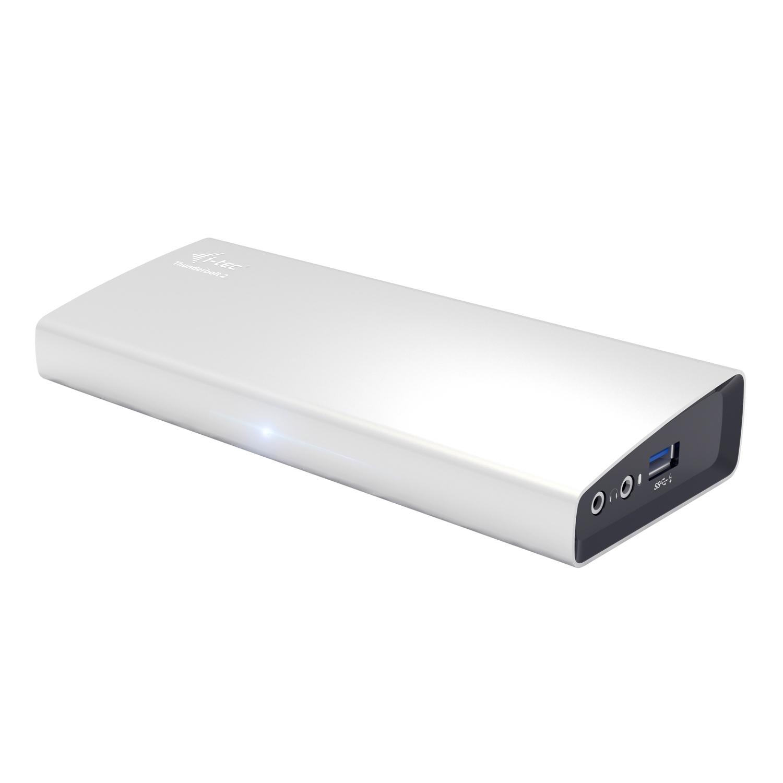 i-Tec Thunderbolt 2 Docking Station, HDMI 4K, USB3.0, GLAN