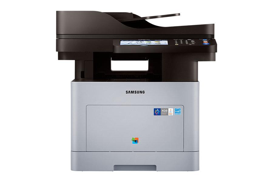 Samsung SL-C2680FX,A4,26/26ppm,až 4800x4800dpi,PCL6+PS3,1GB,USB,LAN,fax,XOA,duplex