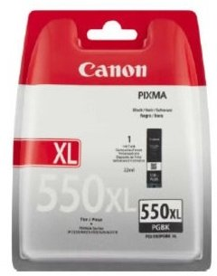 Canon cartridge PGI-550 XL BK TWIN blistr