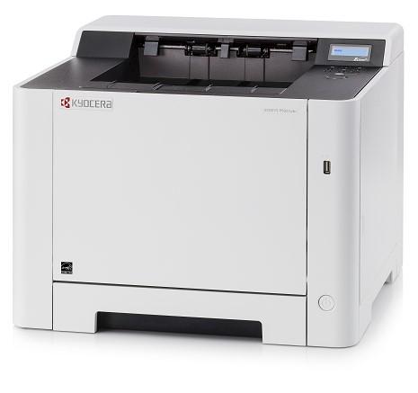 Kyocera ECOSYS P5021cdn laserová tiskárna A4/ 1200x1200 dpi/ 21ppm/ LAN/ Duplex/ PCL+PS/ USB/ 512MB