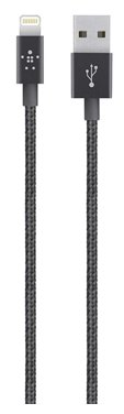 BELKIN Premium Lightning kabel 1,2m, black