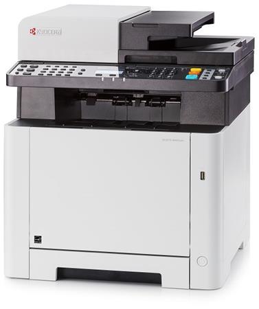 Kyocera ECOSYS M5521cdw A4/ až 9600x600 dpi/ 21ppm/ FAX/ Duplex/ ADF/ Wifi/ LAN/ USB