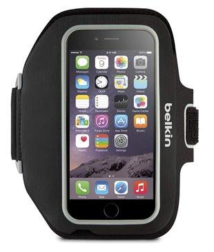 BELKIN bicepsový držák Sport-Fit Plus pro iPhone 6 Plus/6s Plus, černé