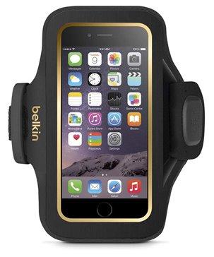 BELKIN bicepsový držák Slim-Fit Plus pro iPhone 6/6s, černý