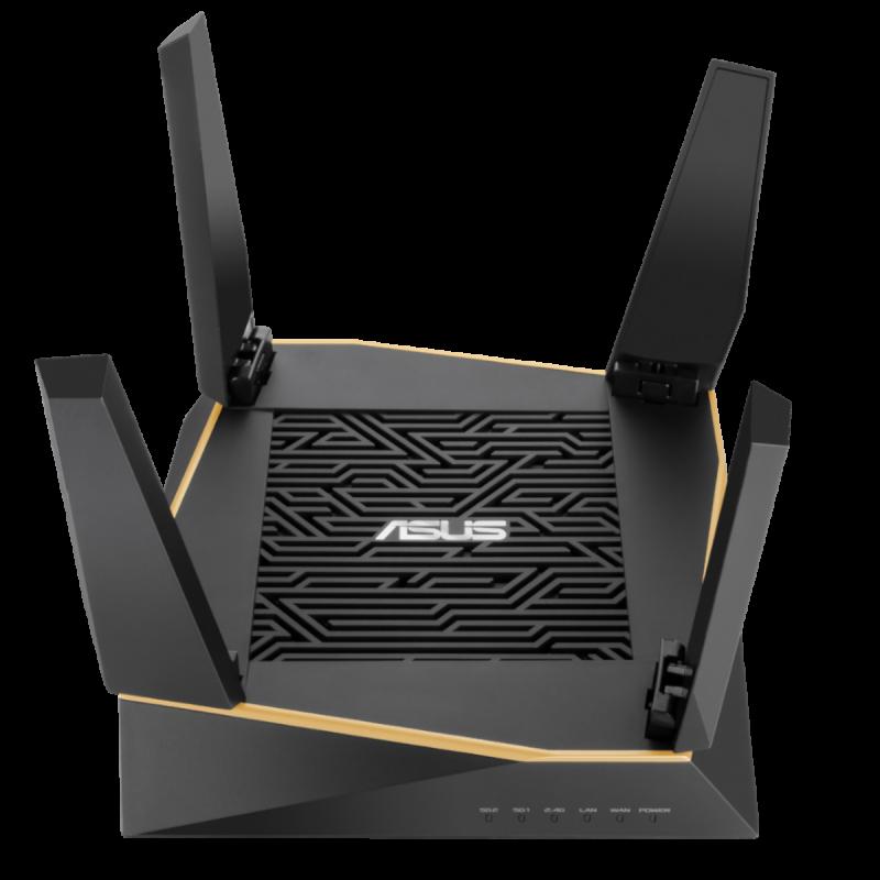 ASUS ROG Rapture Tri-band Gigabit router RT-AX92U