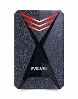 """EVOLVEO 2.5"""" Tiny 7G, externí rámeček na HDD, USB 3.0, led podsvícený"""