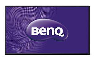 BenQ LCD ST550K 55'' Digital Signage 3840x2160 (4K)/1200:1/6 ms/D-Sub/HDMI/repro/10bit panel
