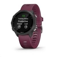 Garmin GPS sportovní hodinky Forerunner 245 Optic Red