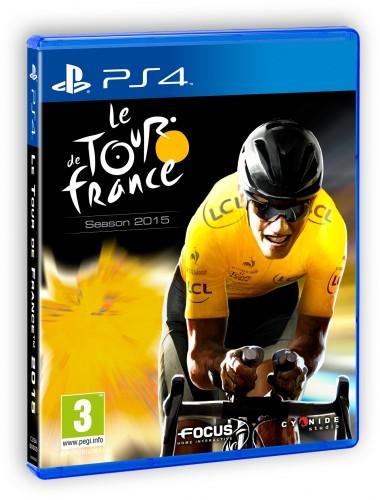 PS4 - Tour de France 2015
