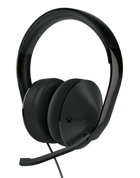 Xbox ONE Stereo Headset Black