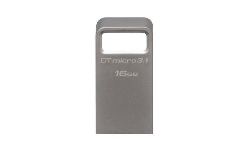KINGSTON 16GB USB 3.0 DataTraveler Micro 3.1