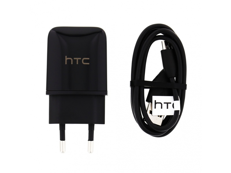 HTC TC P900 + DC M410 microUSB Dobíječ (Bulk)