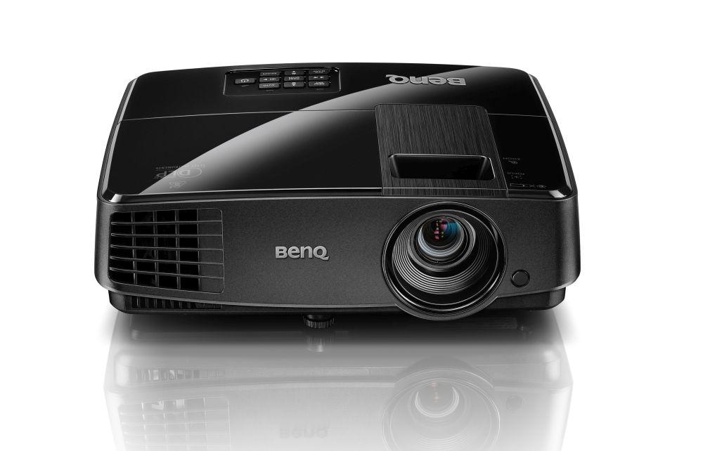 BenQ DLP Projektor MS506/3D/800x600 SVGA/3200ANSI lm/13000:1/1x2W repro