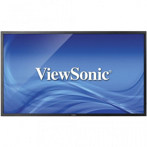 "Viewsonic CDE4600-L 46"" LED commerical display, FHD, 350 nits, 4000:1"