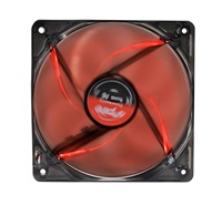 SPIRE ventilátor REDSTAR 120 PWM, Extreme Modding Fan, 120x120x25mm, 3+4pin