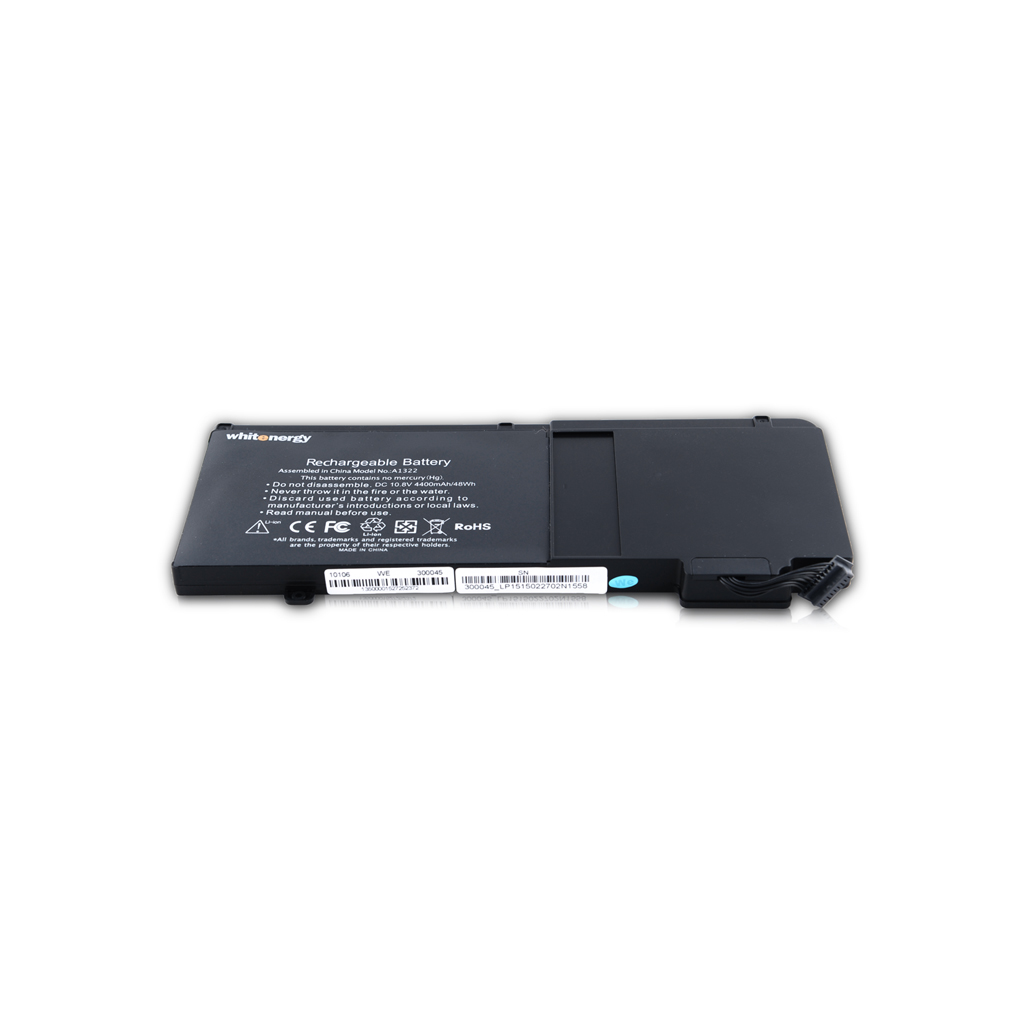 "WE baterie Apple MB Pro 13"" A1322 10.8V 4400mAh"