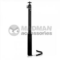 MadMan Selfie tyč PRO 112 cm černá (monopod)