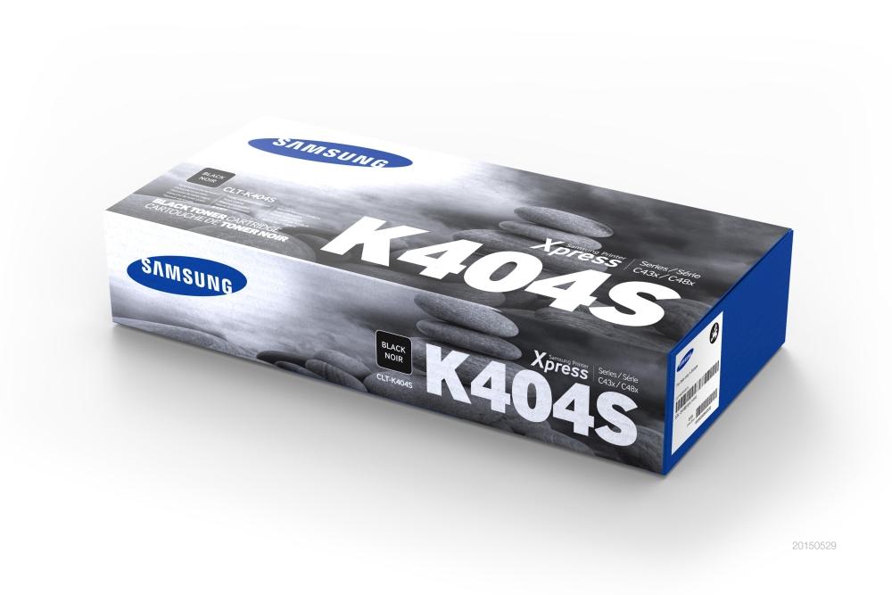 Samsung CLT-K404S/ELS 1500 stran Toner Black
