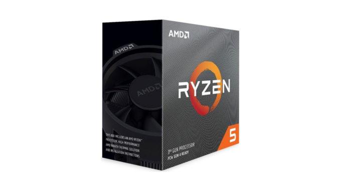AMD Ryzen 5 3600, 6C/12T, 4.2 GHz, 36 MB, AM4, 65W, 7nm, BOX