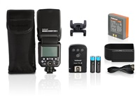 Hahnel Blesk Hahnel Modus 600RT MK II Wireless Kit Canon